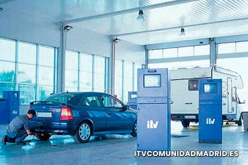Multa por no tener ITV